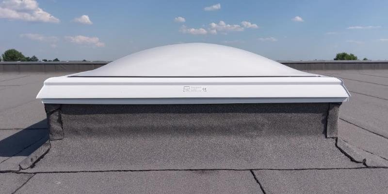 Fixed Skylight Domes SOLIDOME photo